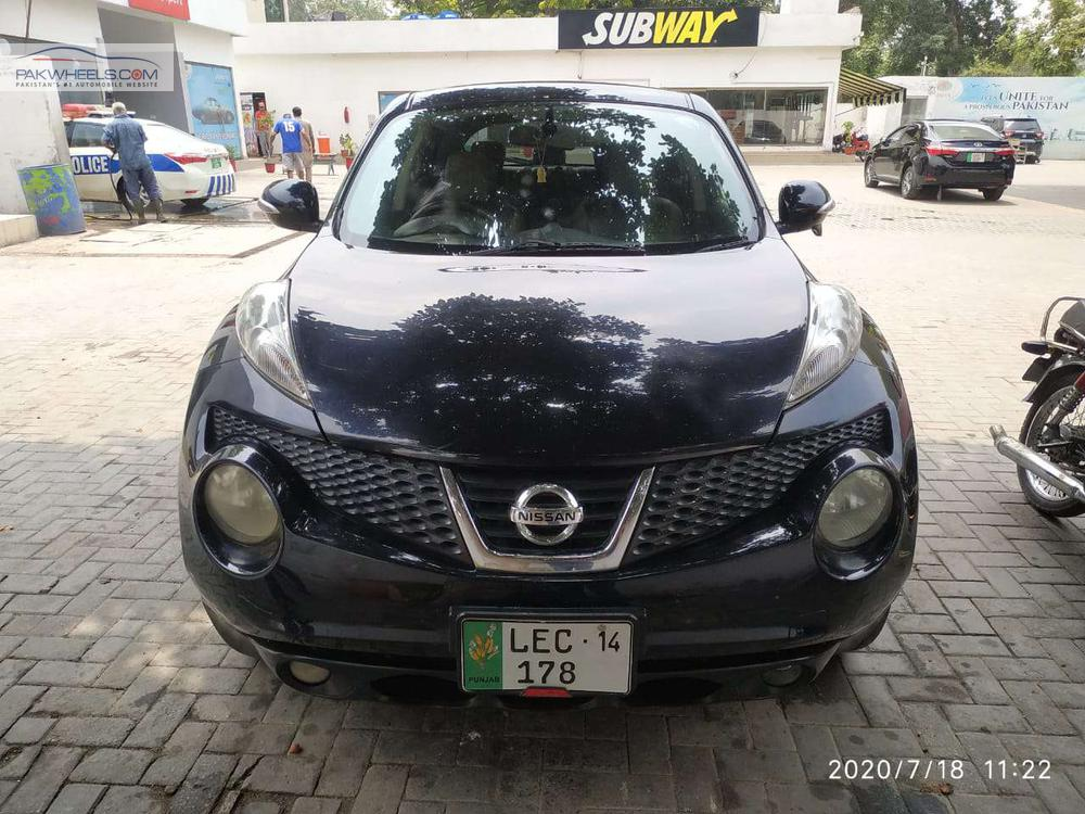 Nissan Juke 16GT Four Premium Personalized Package 2011 Image-1