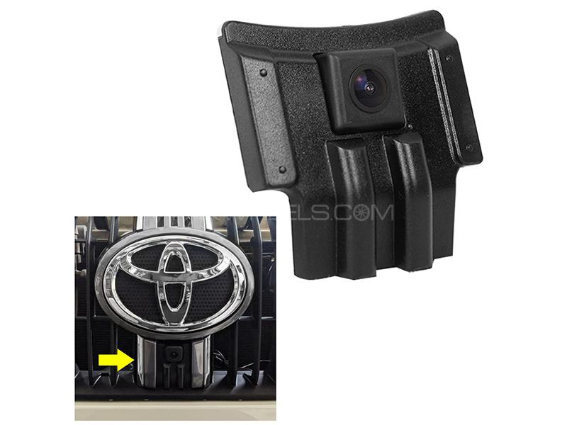 Toyota Land Cruiser Prado FJ150 2009-2019 Facelift Front Camera in Karachi