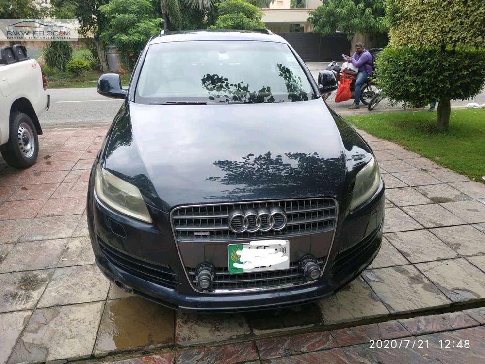 Audi Q7 3.0 TFSI 2008 Image-1