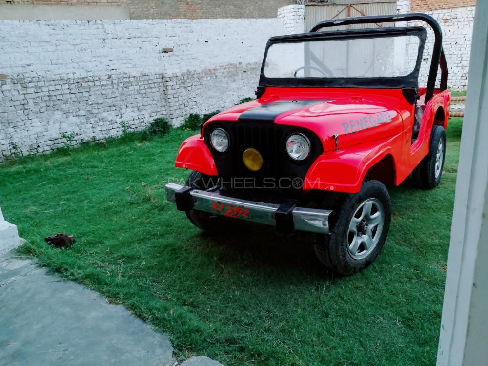 Jeep CJ 5 2.5 1976 Image-1