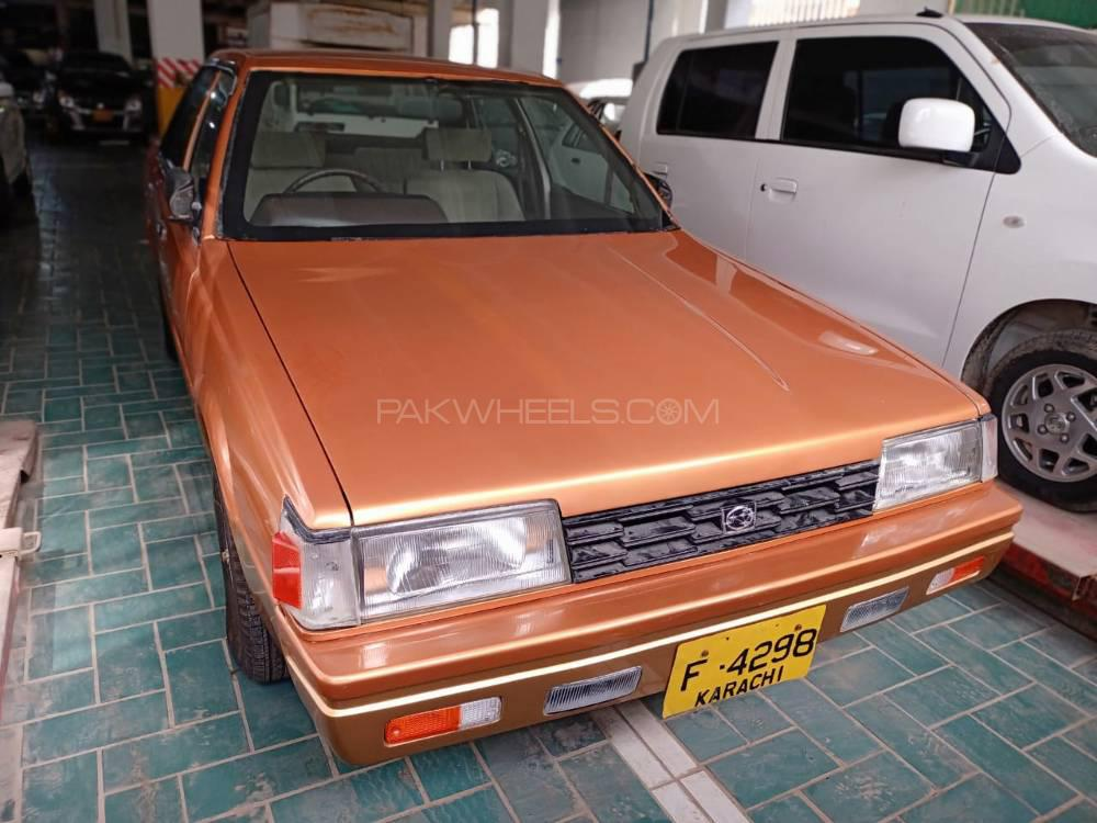 Subaru Other 1986 Image-1