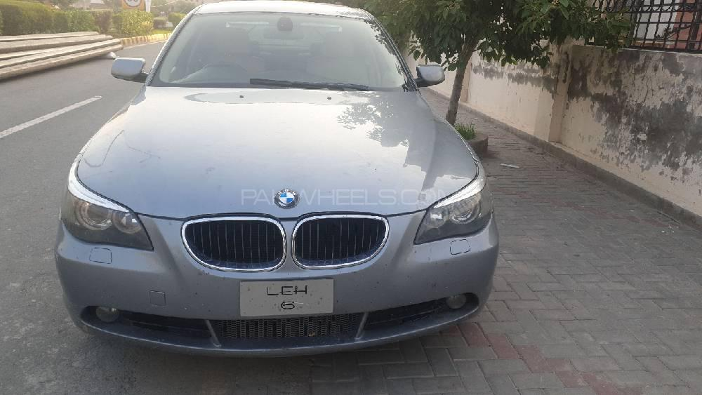 BMW 5 Series 530i 2005 Image-1