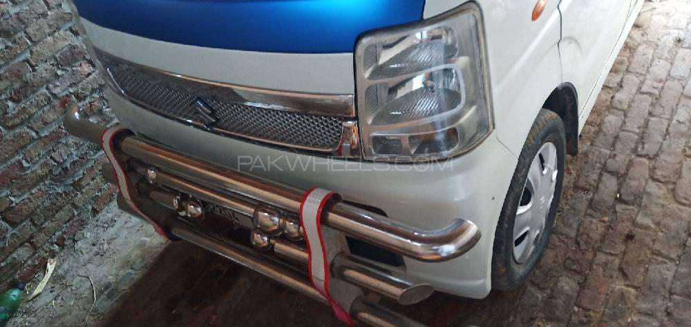 Suzuki Every Wagon JP Turbo Limited 2013 Image-1