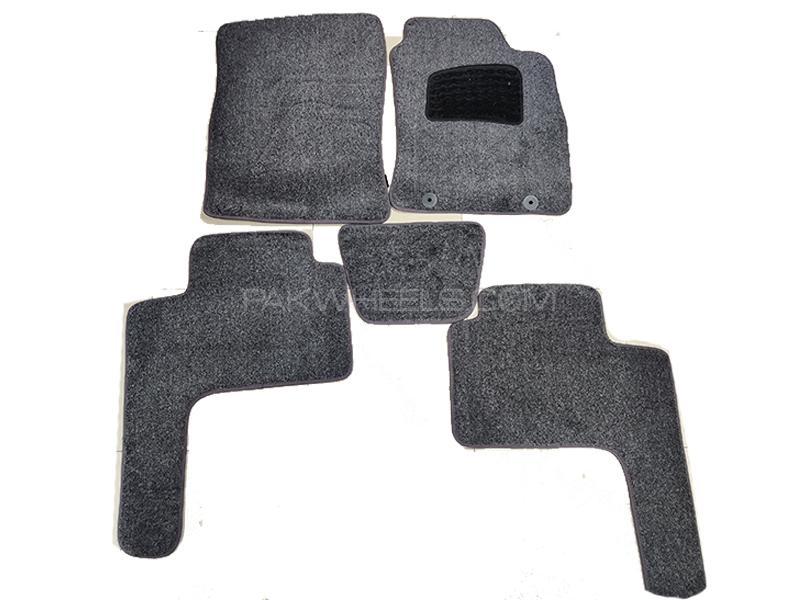 Toyota Land Cruiser Fj90 Premium Carpet Floor Mats Grey 5pcs in Lahore