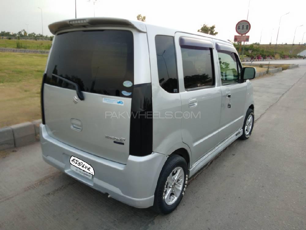 Suzuki Wagon R FX Limited II 2007 Image-1