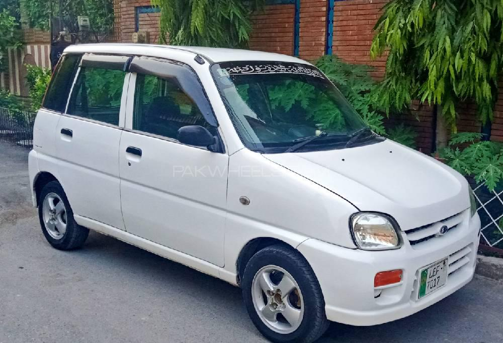 Subaru Pleo 2005 Image-1