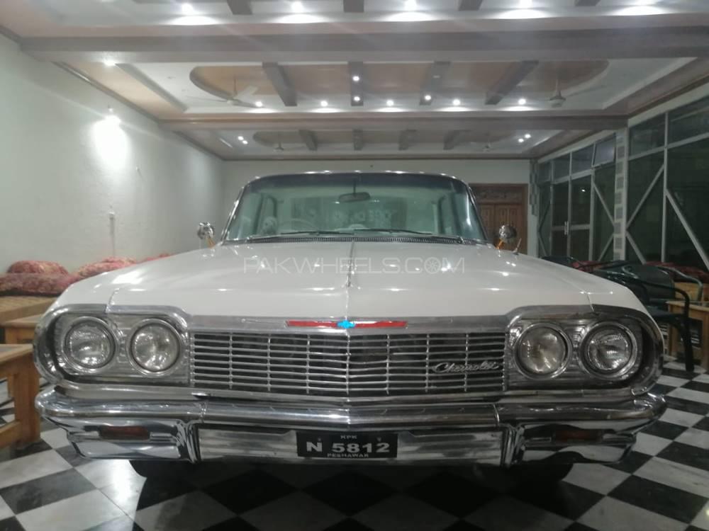 Chevrolet Impala - 1964  Image-1
