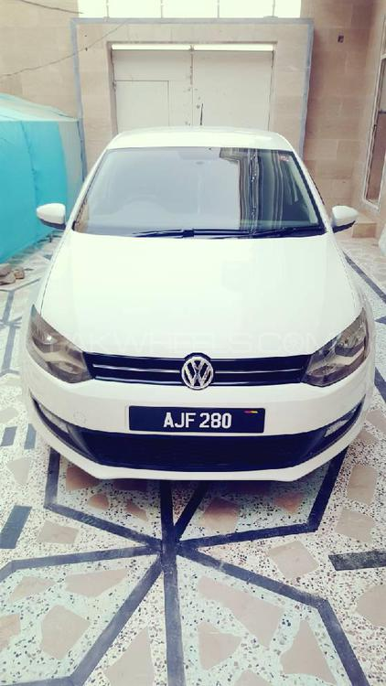 Volkswagen Polo 2013 Image-1