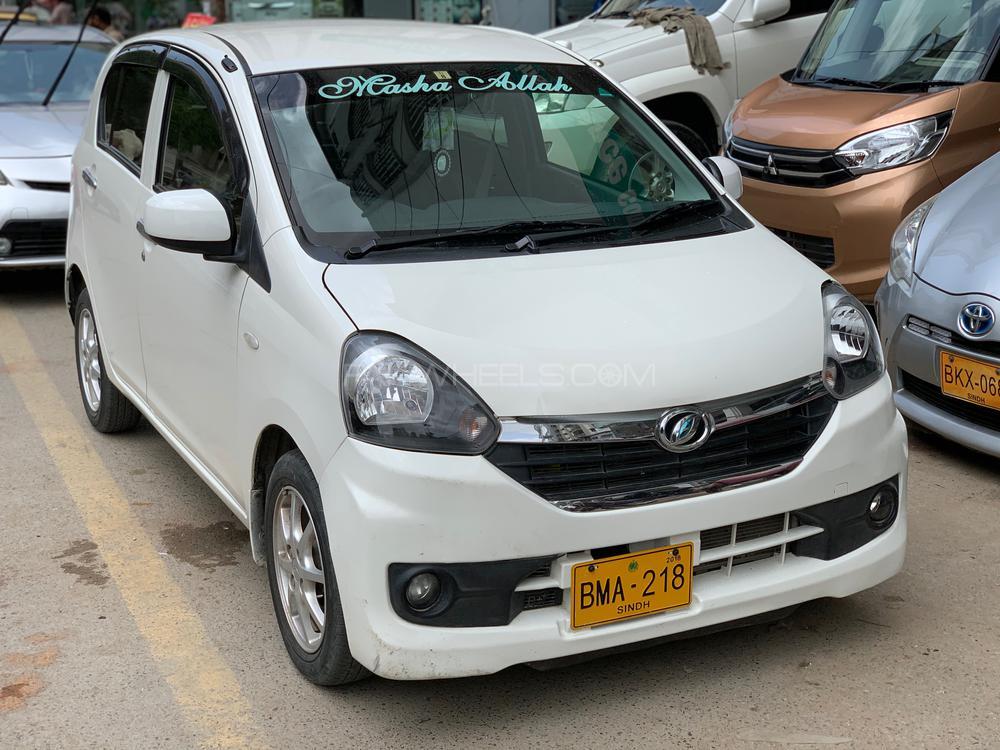 Daihatsu Mira X Limited 2016 Image-1