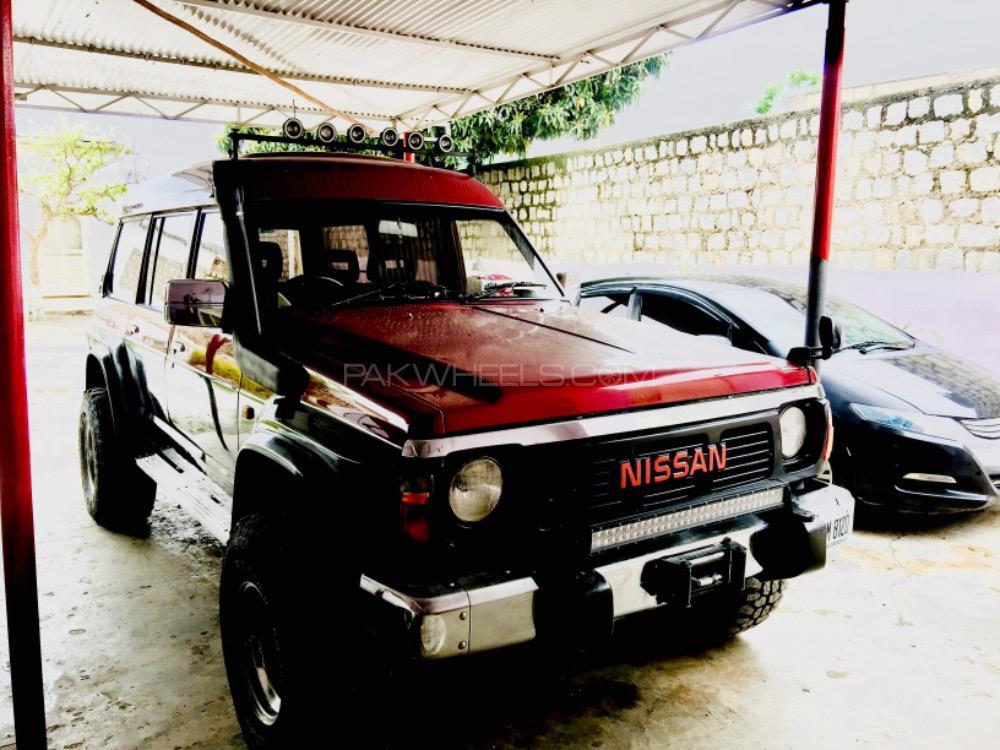 Nissan Safari - 1995  Image-1
