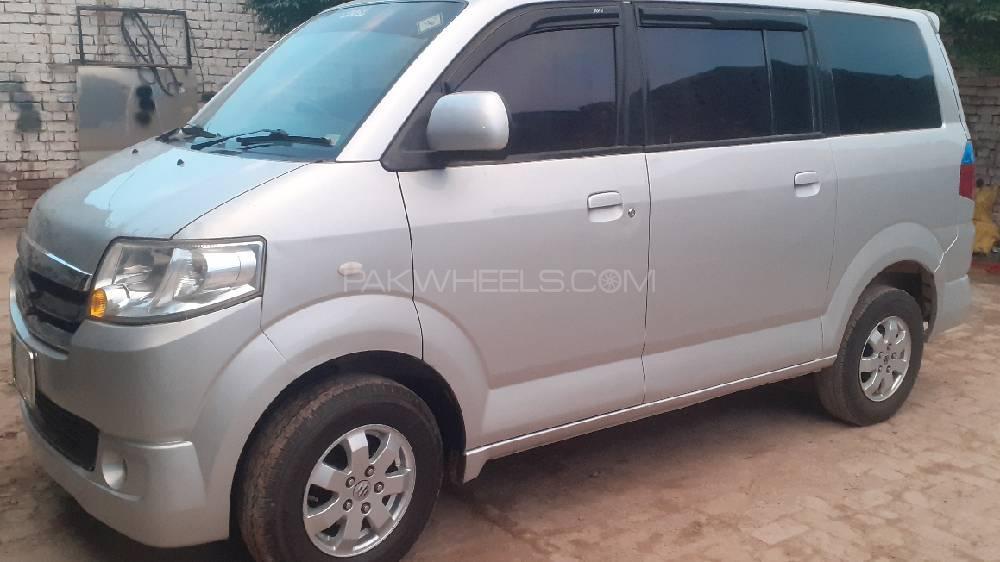 Suzuki APV GLX (CNG) 2008 Image-1