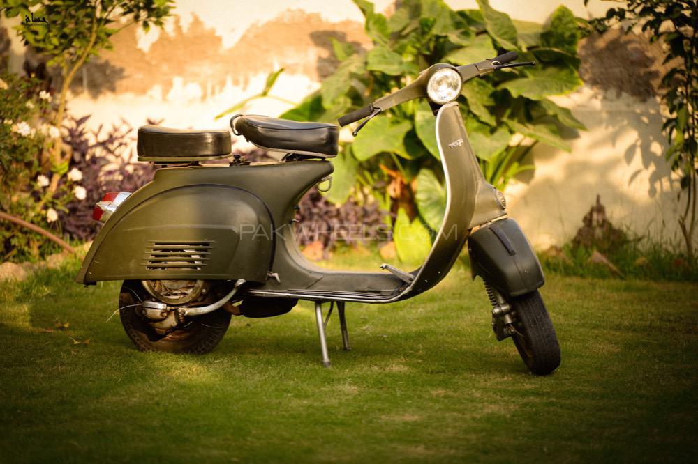 Vespa P150x  - 1962  Image-1