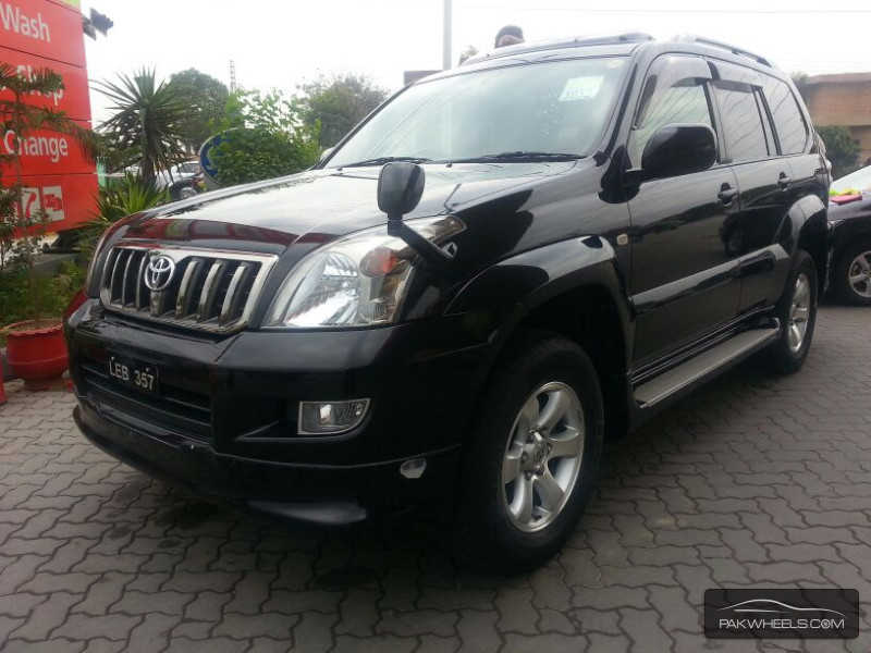 Toyota Prado Tx 2 7 2008 For Sale In Lahore Pakwheels