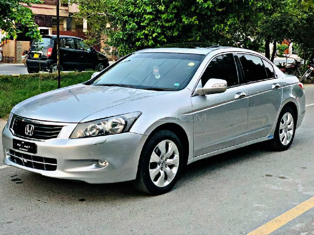 Honda Accord 2.4TL S Advance Package