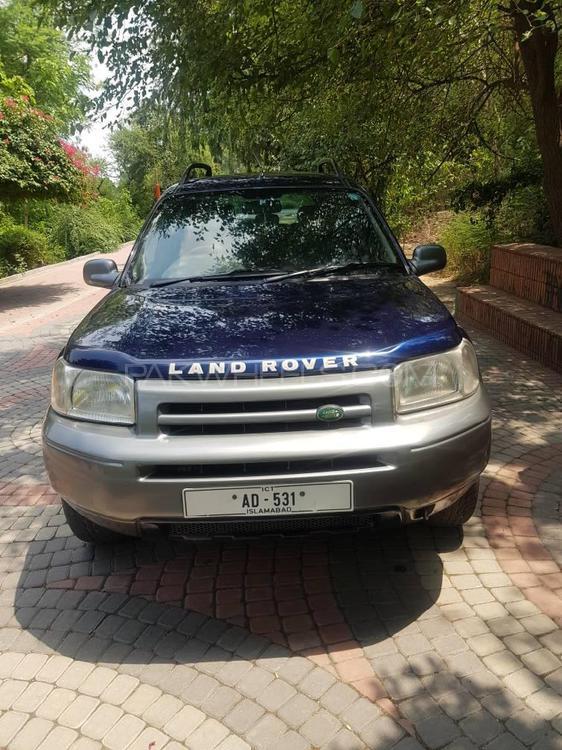 Land Rover Freelander 2001 Image-1