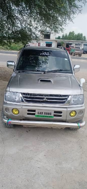 Mitsubishi Pajero Mini 2003 Image-1