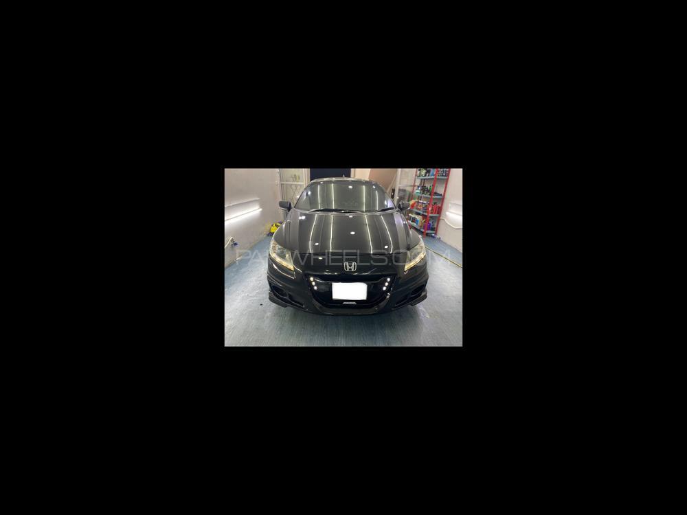 Honda CR-Z Sports Hybrid 2011 Image-1