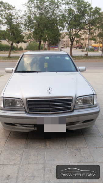 Mercedes benz c class c200 1998 for sale in islamabad for Mercedes benz c class 1998