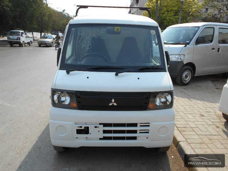 1991 mitsubishi minicab 4x4 japanese mini truck. Black Bedroom Furniture Sets. Home Design Ideas