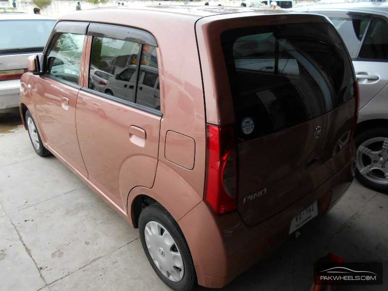Nissan Pino 2007 Image-2