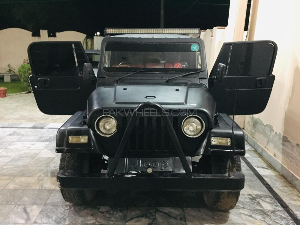 Jeep Wrangler Custom 1969 Image-1