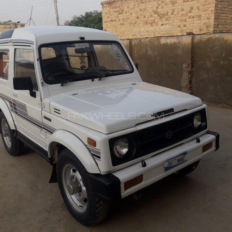Suzuki Potohar 2000 Image-1