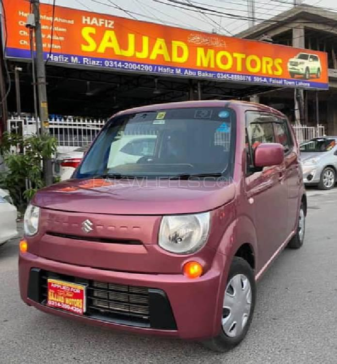 Suzuki MR Wagon G 2011 Image-1