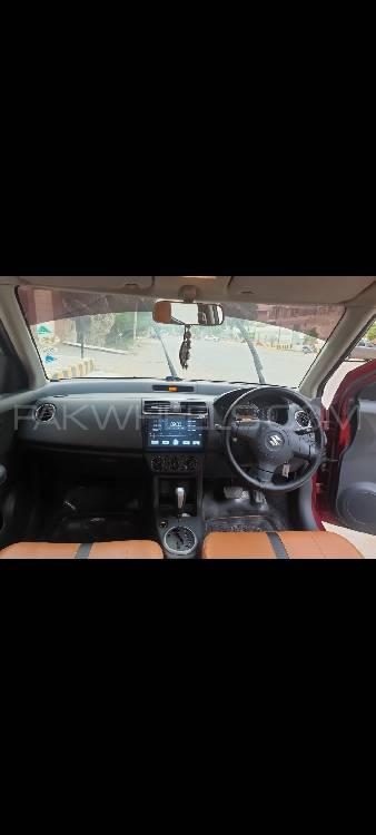 Suzuki Swift DLX Automatic 1.3 Navigation 2015 Image-1