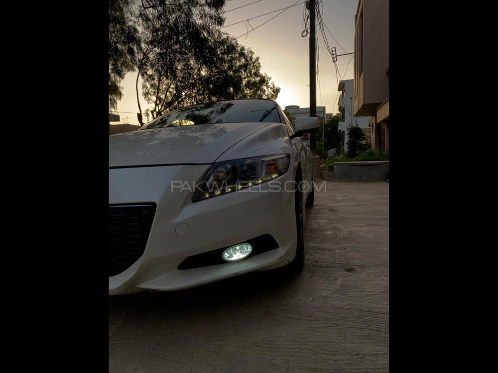 Honda CR-Z Sports Hybrid Alpha 2013 Image-1