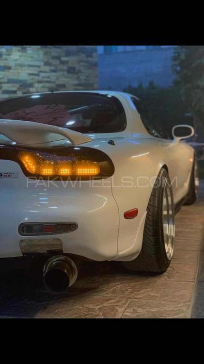 Mazda Rx7 - 1995  Image-1