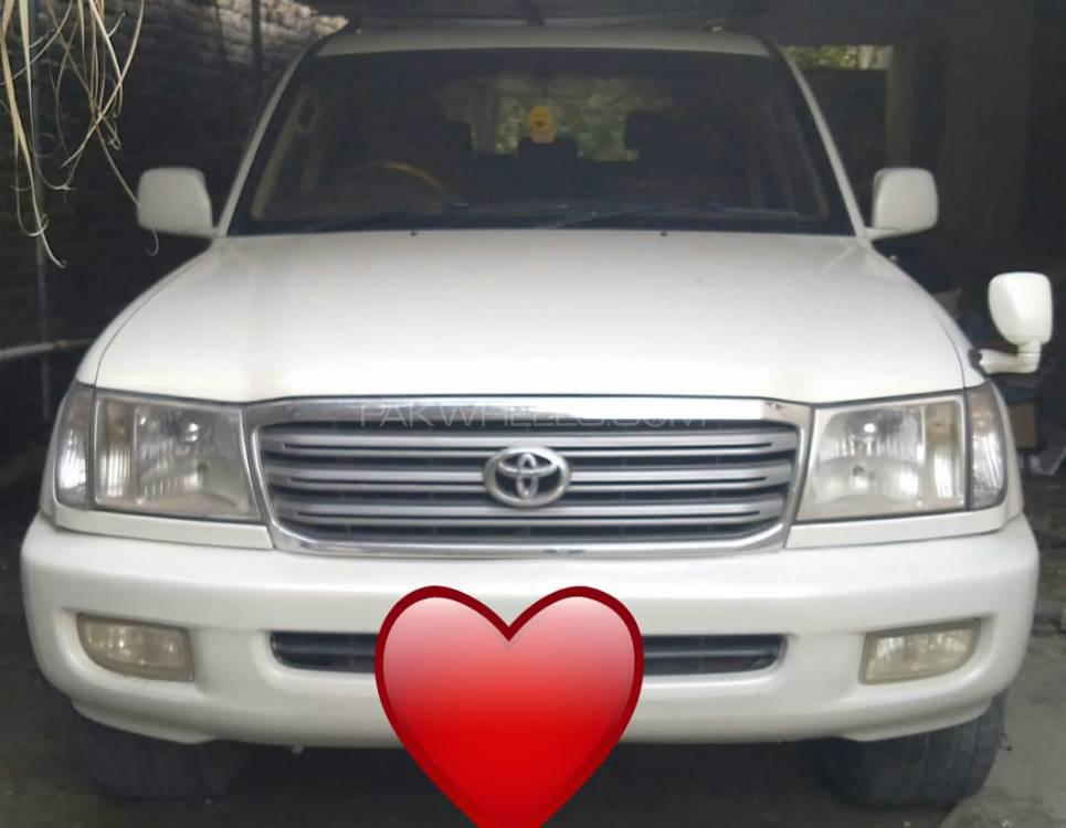 Toyota Land Cruiser VX Limited 4.7 2002 Image-1