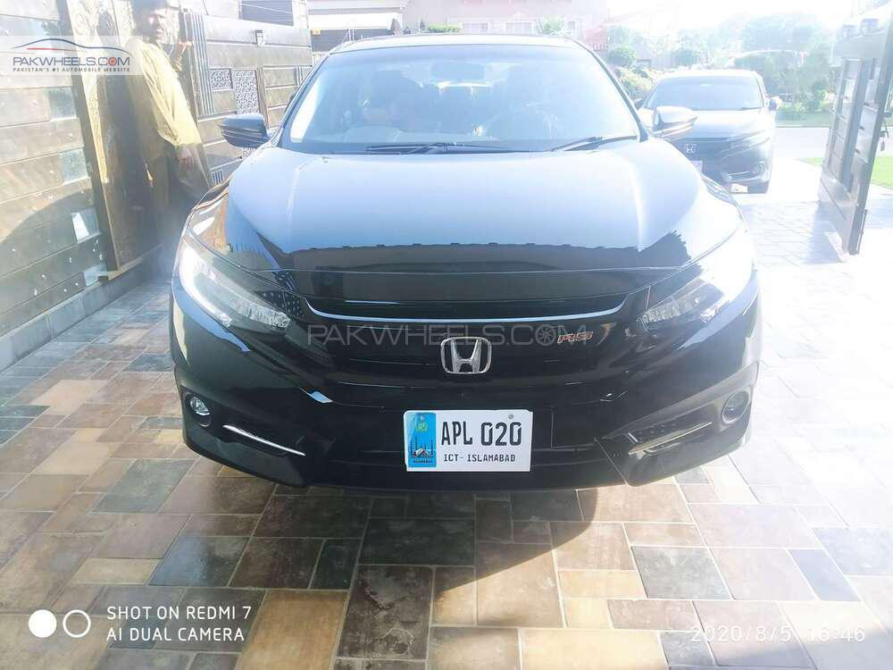 Honda Civic 1.5 RS Turbo 2020 Image-1