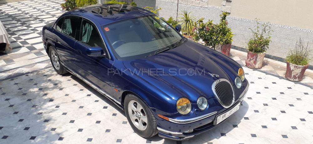 Jaguar S Type - 2000  Image-1