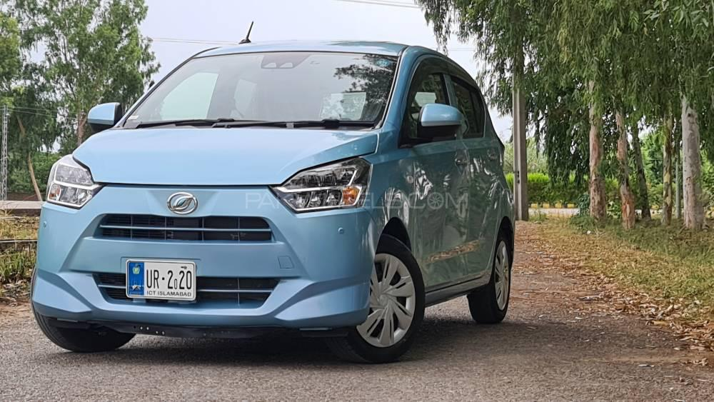 Daihatsu Mira G Smart Drive Package 2018 Image-1