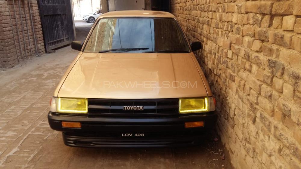 Toyota Corolla - 1984  Image-1