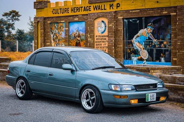 Toyota Corolla - 1995  Image-1