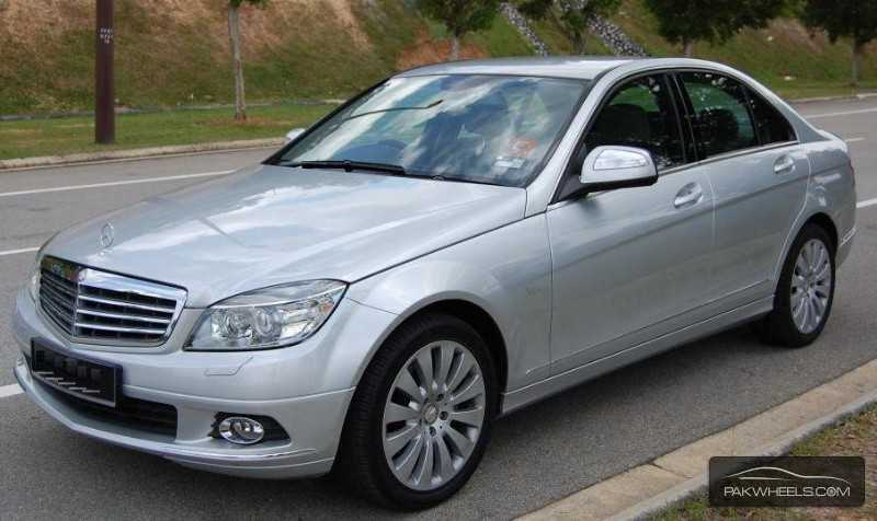 mercedes benz c class c200 2007 for sale in karachi pakwheels. Black Bedroom Furniture Sets. Home Design Ideas