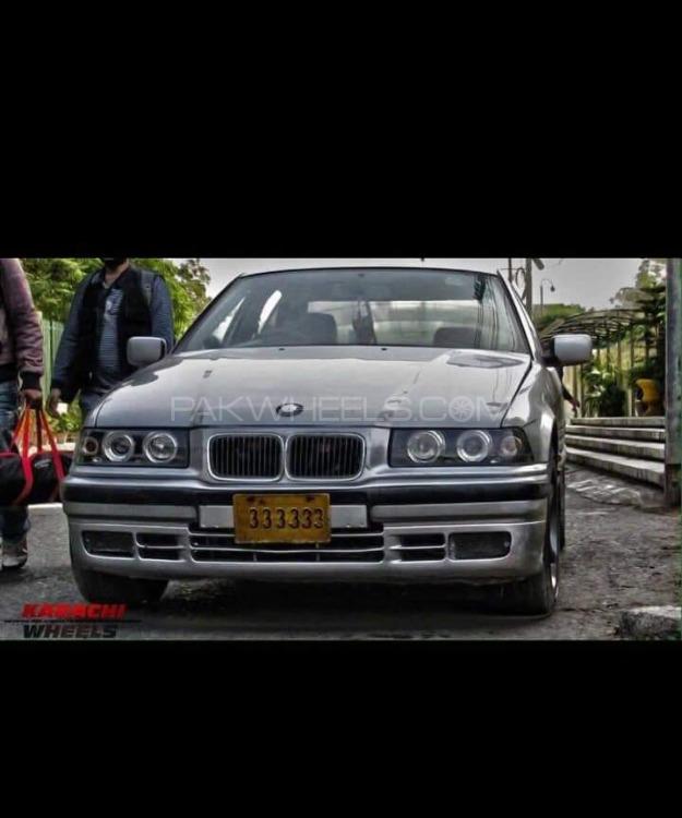 BMW 3 Series - 1992  Image-1