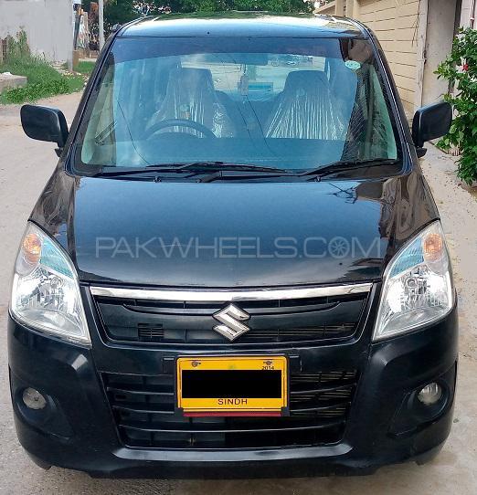 Suzuki Wagon R VX 2014 Image-1
