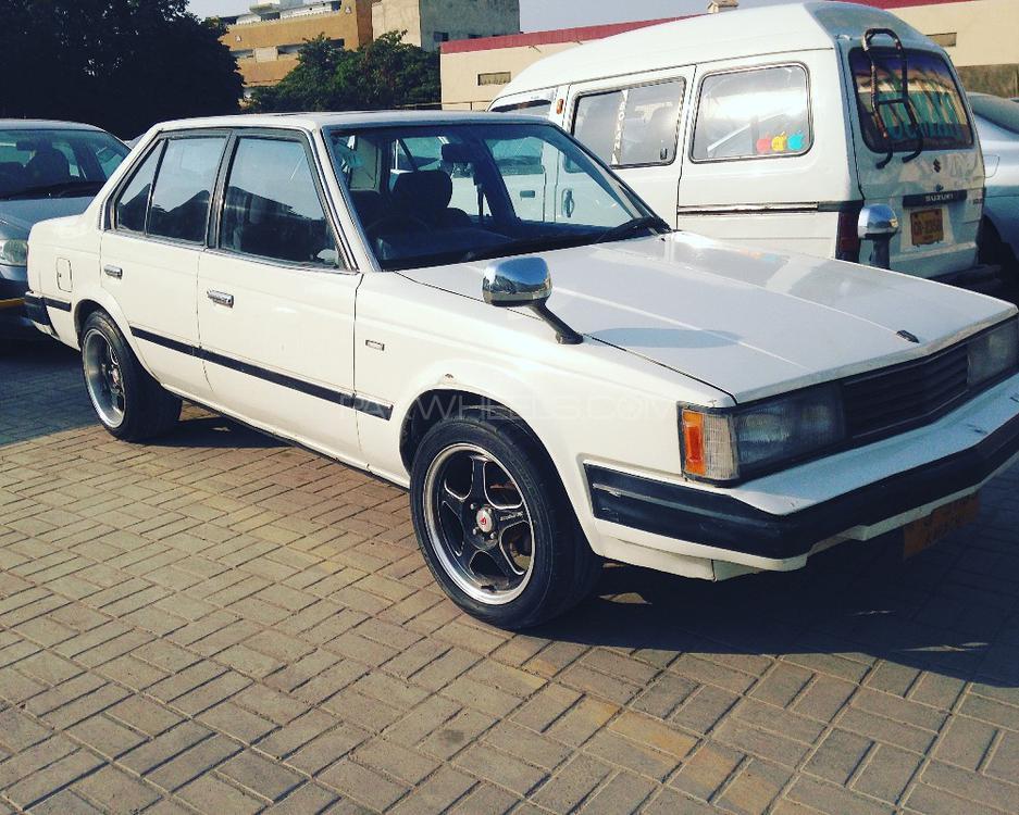 Toyota Corona - 1984  Image-1
