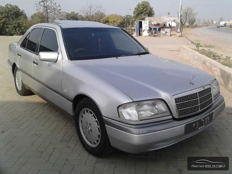 Mercedes benz c class c180 1996 for sale in islamabad for 1996 mercedes benz c class