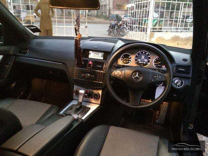 Mercedes Benz C Class C180 Kompressor 2008 for sale in ...