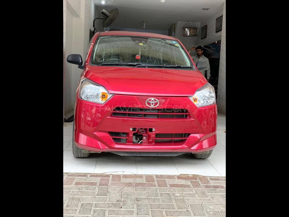Toyota Pixis Epoch L 2018 Image-1
