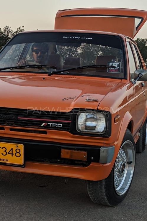 Toyota Starlet - 1981  Image-1