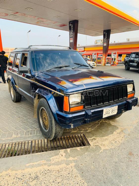 Jeep Cherokee - 1996  Image-1