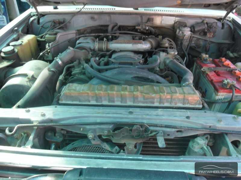 Toyota Land Cruiser 1992 Image-7