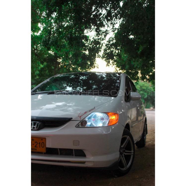 Honda City - 2004  Image-1