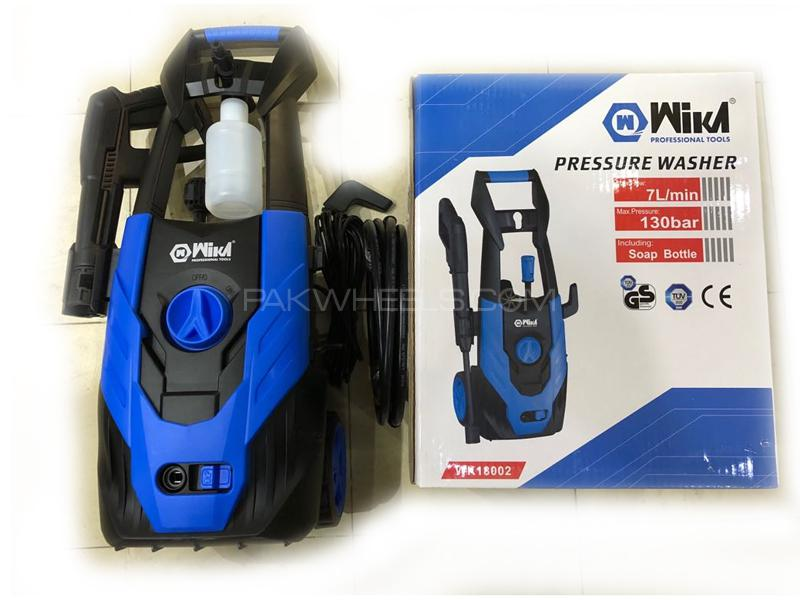 Wika Professional Pressure Washer 130 Bar Image-1