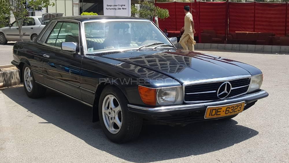 Mercedes Benz Sl Class - 1978  Image-1