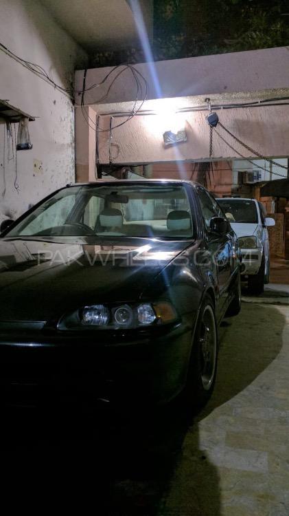 Honda Civic - 1994  Image-1